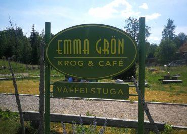Emma grön café