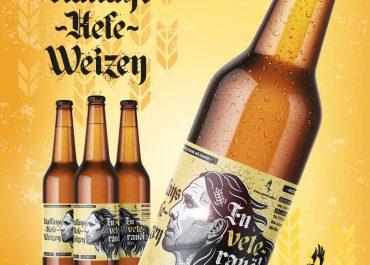 Ny öl – En vete-ranöl